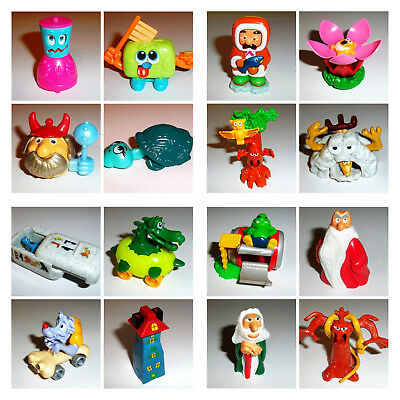 MPG C toys * 2004 * Kinder Surprise figures, toys, papers, bpz