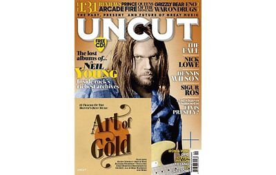 Neil Young - Uncut Magazine + CD September 2017 (NO BARCODE)