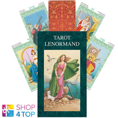 Tarot Lenormand Deck Cards Fitzpatrick Esoteric Fortune Oracle Telling New
