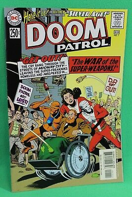 Tale From The Silver Age Doom Patrol #1 DC Comics 2000 Reprint Comic VF