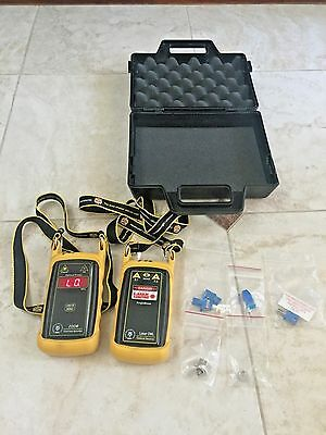 OWL ZOOM SM Single Mode Fiber Kit ZOUFX+ LO-1 Optical Wavelength Laboratories