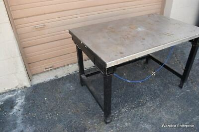 "Technical Micro-G Vibration Free Isolation Table 29.25""x47.25""x29.75"""