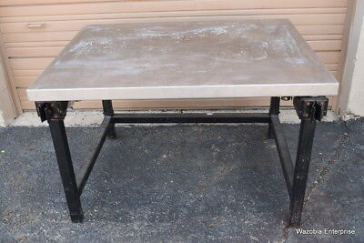 "Technical Micro-G Vibration Free Isolation Table 35.75""x47""x30"""