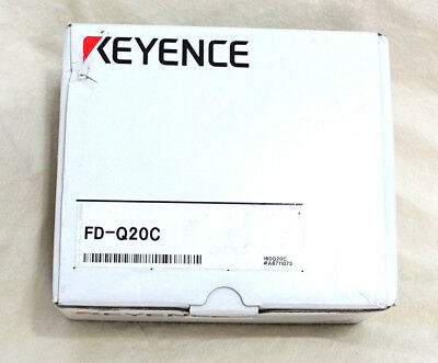 Keyence Fd-Q20C Flow Sensor *new In Box*