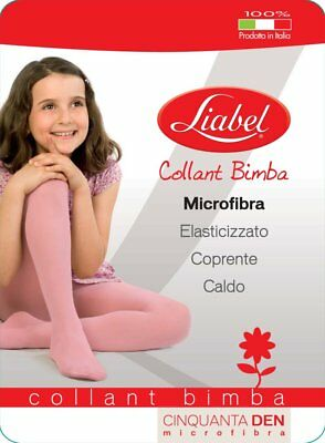Collant 50 Den Bimba Microfibra Liabel Art. 5028 Cover 50