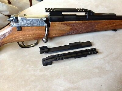 MAUSER MODEL 66 and 660, Scope Mount