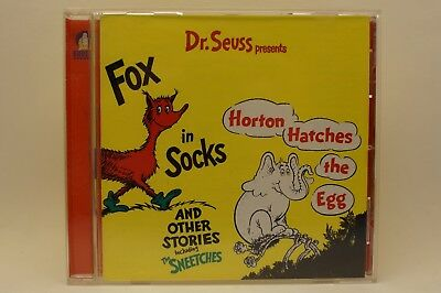 Dr Seuss Presents Fox In Sox And Other Stories (1999, Buddha Records)