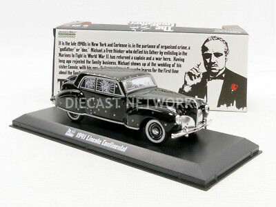 Greenlight Collectibles - 1/43 - Lincoln Continental The Godfather Damaged Versi