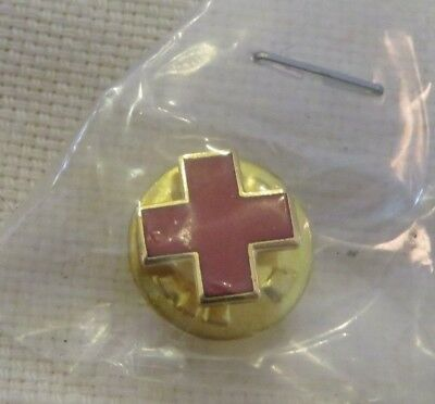 Red Cross Small Pin  Rc003