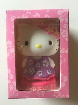 SANRIO  Hello Kitty Hawaii Bobble Head, Muumuu - New