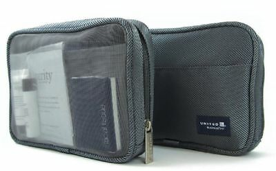 United Airlines Business First Travel Amenity Kit Bag Essentials New Sealed