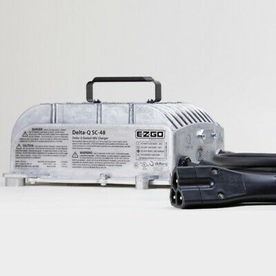 Ezgo Golf Cart Battery Charger Rxv Txt Oem Powerwise Qe Delta Q