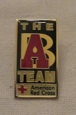 American Red Cross The Ab Team Pin  Rc028