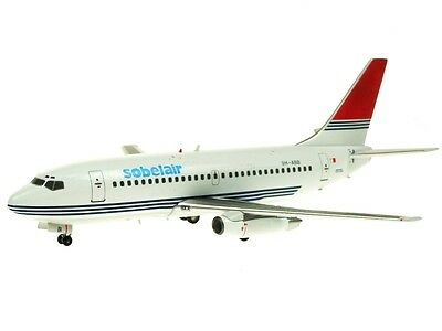Inflight 200 IF732041213 1/200 Boeing 737-200 Sobel Air/Air Malta 9H-ABB 90 pcs