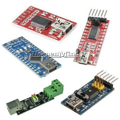 FTDI Adapter FT232RL USB to TTL Serial For 3.3V and 5V PRO Mini For Arduino Nano