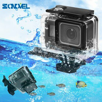 For GoPro HERO 5 Underwater Diving Case Protective Shell waterproof case Rigid