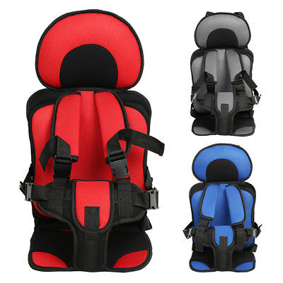 Portable Safety Baby Child Car Seats Toddler Infant Convertible Booster Chair UK