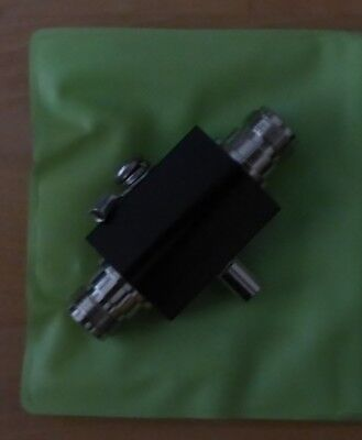 "ARRESTORS - 2x ""N type""-Female connectors (In + Out)"