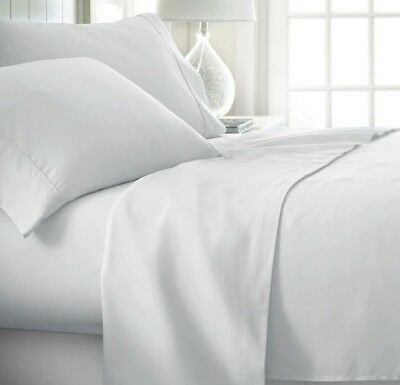 100% EGYPTIAN COTTON  DUVET QUILT COVER 400 THREAD COUNT BEDDING SET All SIZES