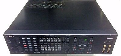Sony SB-V3000 Video Audio Matrix Selector / Verteiler / Umschalter Kreuzschiene