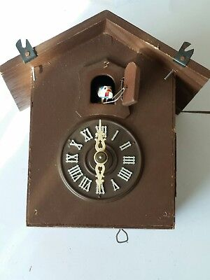 Cuckoo clocks spares or repair