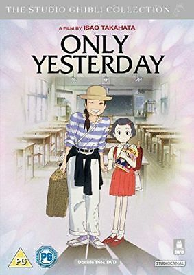 Only Yesterday NEW DVD (OPTD3022)
