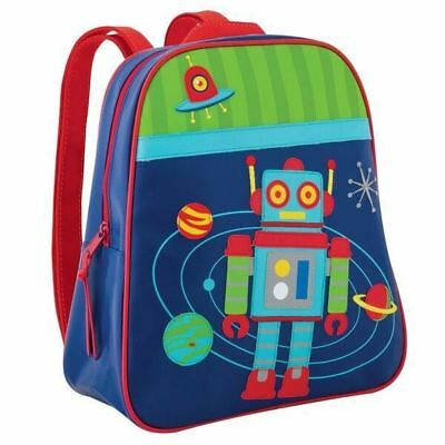 Personalized GoGo Stephen Joseph Backpack Robot