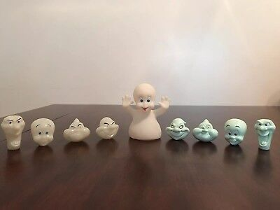 Rare Casper The Ghost Production toy set
