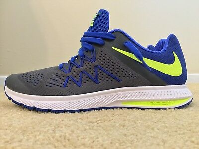bf5c02248c6d NIKE RUNNING SHOES Zoom Winflo 3 Men s US Size 9.5