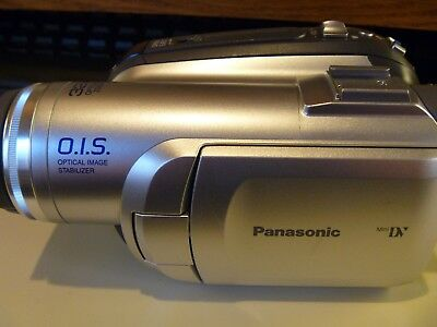 Panasonic PV-GS80 Digital Video Camera in excellent condition - no battery