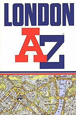 A to Z Street Atlas of London, Geographers A-Z Map Company, Used; Very Good Book
