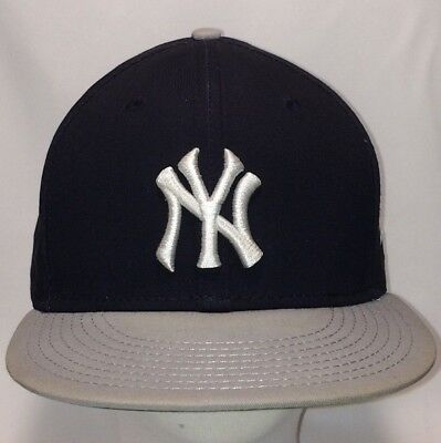 104e8946aee New York Yankees Snapback Hat New Era MLB Baseball Cap Cooperstown T61 F8227