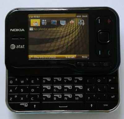AT&T Non Working Display Dummy Phone Model Slide For Nokia