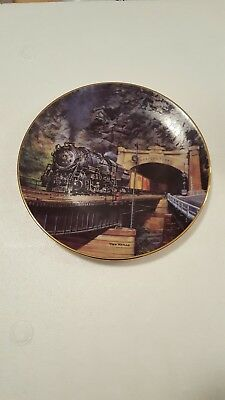 hamilton collection harpers ferry ted xaras. collectors plate #4710A