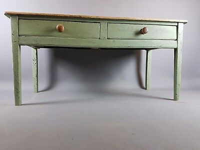 19thC Painted Antique Pine Table