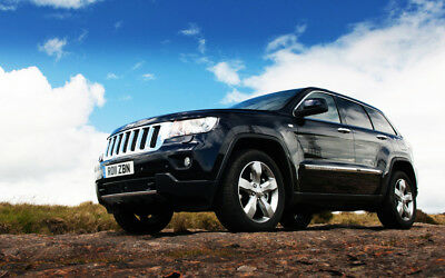 9038 2017 JEEP GRAND CHEROKEE Photo Poster Print Art * All Sizes Car Poster