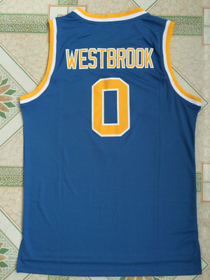 4ed23c697 denmark russell westbrook 0 ucla bruins college basketball jersey ncaa blue  suture 0ed81 cff4a
