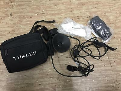 Thales Mbitr PRC 148 Lightweight tactical headset Harris us army multicam Crye