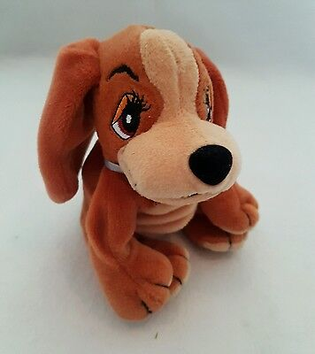 Lady and the tramp soft toy new