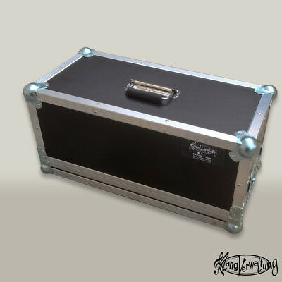 Haubencase für Hazer Look Solutions Unique 2.1 Flightcase Transportcase