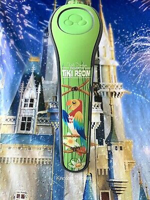 NEW Disney Parks ENCHANTED TIKI ROOM JOSE GREEN Magic Band Magicband 2