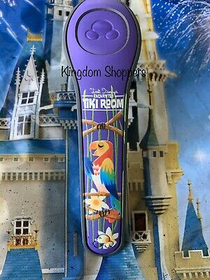 NEW Disney Parks ENCHANTED TIKI ROOM JOSE PURPLE Magic Band Magicband 2