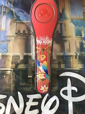 NEW Disney Parks ENCHANTED TIKI ROOM JOSE RED Magic Band Magicband 2