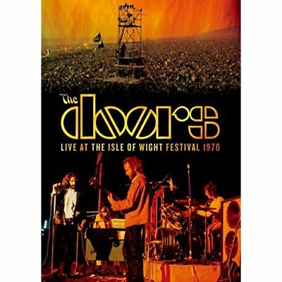 DOORS-LIVE AT THE ISLE OF WIGHT FESTIVAL 1970-JAPAN DVD+CD Japan with Tracking
