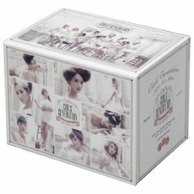 NEW SNSD GIRLS' GENERATION Japan 1st Album CD+DVD deluxe with Tracking