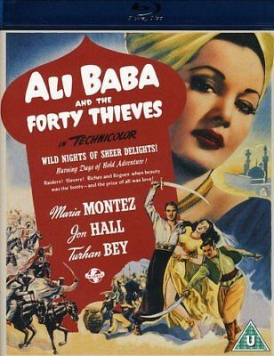 Ali Baba and the Forty Thieves (1944) Blu-Ray Import BRAND NEW - USA Compatible