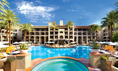 A Two-Night Stay in Fairmount Scottsdale Princess in Arizona