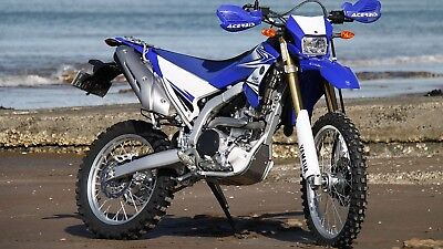 Yamaha WR250R and WR250X Factory Repair Manual 2008-2013 PDF