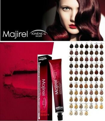 L'oreal Professional Majirel Majirouge French Browns High Lift Hair Color