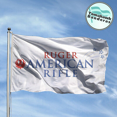 Bandera Flag RUGER AMERICAN RIFLE Flagge Fahne Bandiere